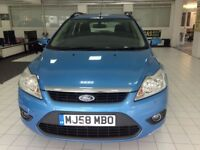 2008 58 Ford Focus 1.6 Estate