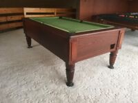 Pool Table Pool Snooker For Sale Gumtree - English pool table