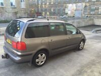 CHEAP 2008 SEAT ALHMABRA 2.0 TDI REFERENCE ( 7 SEATER) £1695