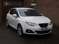 2011 Seat Ibiza 1.4 Chill ONLY 27000 MILES £4950