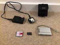 Sony cyber shot DSC-T100