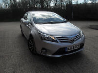 Toyota Avensis Valvematic Icon Saloon Auto Petrol 0% FINANCE AVAILABLE