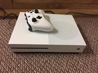 Xbox one s 500gb and rocket league