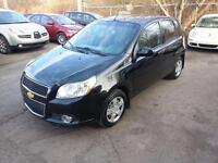 2011 Chevrolet Aveo AUTOMATIQUE  TRES PROPRE