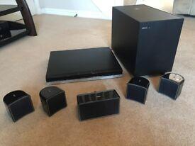 Jamo 5.1 Home Cinema Speaker System