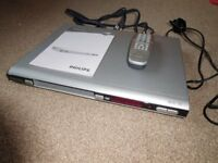 Philips DVD Player (DVP520/05) - Loughborough