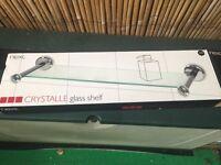 Crystelle next bathroom shelf brand new in box
