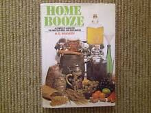 Home Booze by H.E.Bravery (Hard Cover) Bundall Gold Coast City Preview
