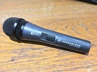 Sennheiser e825 Dynamic Microphone PA Singer Musician