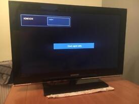 "Samsung 32"" LCD TV/tele"