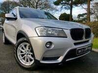 2011 BMW X3 2.0 Xdrive 4x4 184bhp! Full Leather! Full Service History! Lovely Example! FINANCE