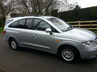 Cheapest on the internet 2010 Ssangyong Rodius 270 SE 7 Seater Diesel
