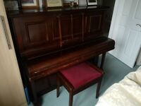 Wagner Piano and Chair