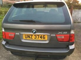 X5 BMW for sale