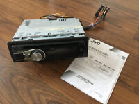 JVC CD RADIO CAR STEREO KD-R321