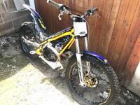 2013 sherco trials bike