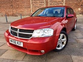2008 DODGE AVENGER ++ ALLOYS ++ LEATHER ++ ELECTRIC WINDOWS ++ CD ++JULY MOT.