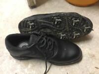 HiTech soft spike golf shoes size 6