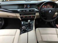 BMW 520d BLUE EFFI DYNAMIC BMW HISTORY 1 owner
