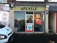 Shop / Office To Let on busy Brockhurst Road – Approx 340 sq ft - Immediately Available