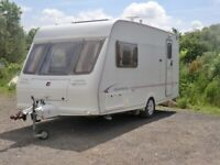 Fleetwood Colchester 420/2 Berth 2003 Touring Caravan with Power Mover