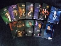 Buffy and Angel DVDs - All 12 seasons