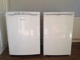 Hotpoint fridge & freezer