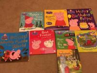 Peppa pigs books