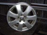 jaguar wheel off 2.0 ltre x-type estate