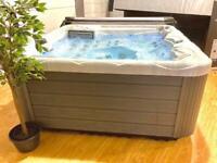 Wellis Pluto hot tub. 13 amp plug & play / 32 amp option