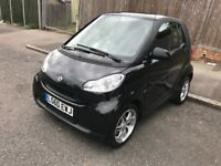 Smart Fortwo 2010 Ice Edition Leather Sat Nav 41k Miles