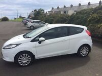 Ford Fiesta, 43,000 miles, showroom condition, priced for quick sale
