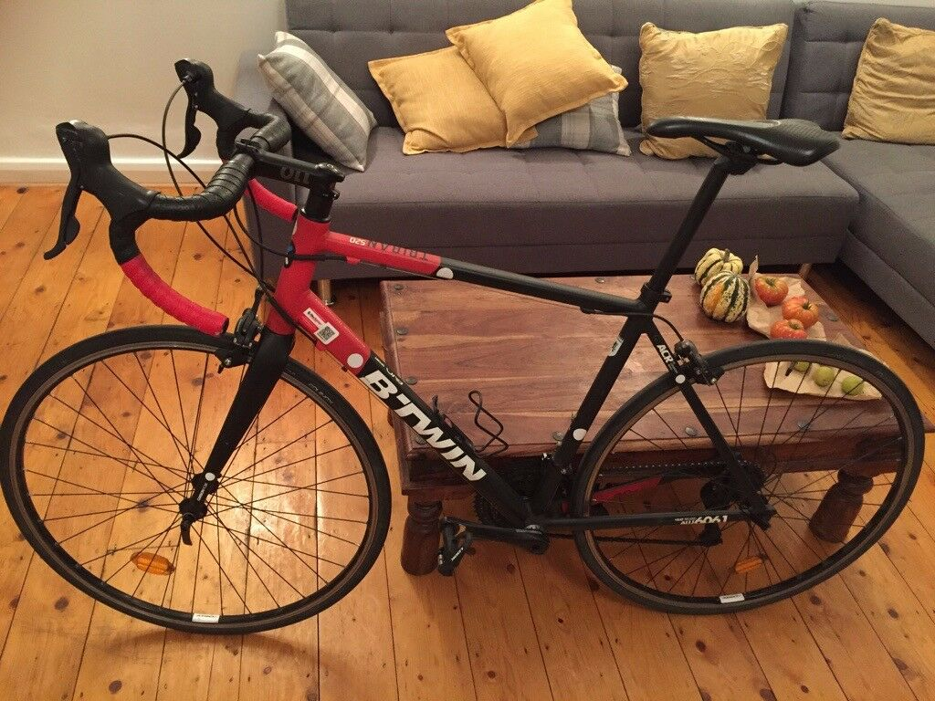e9d1ac215 B twin Triban 520 Road Bike - Excellent Condition - Shimano Sora -  Aluminium Frame - Size L
