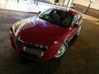 Alfa Romeo 159 Lusso Spec 1.9 Diesel Sportwagon Alfaromeo