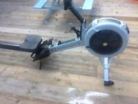 Concept 2 model d rowing machine pm3 monitor