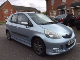 Honda Jazz 2005 Sport, Low Mileage, MUST SEE !!
