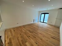 New Built 2 bedrooms ground Floor flat with Front Terrace in Upton Park --No DSS please