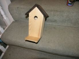 Wood Birds nesting Box Unused Weymouth