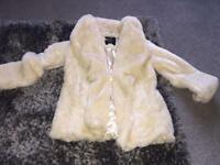 Jane Norman fur coat