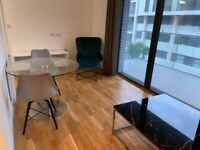 ONE BEDROOM FLAT FIRST FLOOR FURNISHED WITH BALCONY LUXURY APARTMENT WEMBLEY PARK STATION