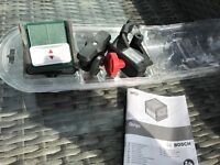 Bosch lazer level Quito with stand and instructions