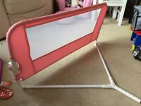 Mothercare bed rail
