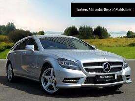 Mercedes-Benz CLS CLS350 CDI BLUEEFFICIENCY AMG SPORT (silver) 2012-10-12
