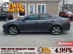 2012 Toyota Camry SE NAV NEW TIRES!!! LEATHER