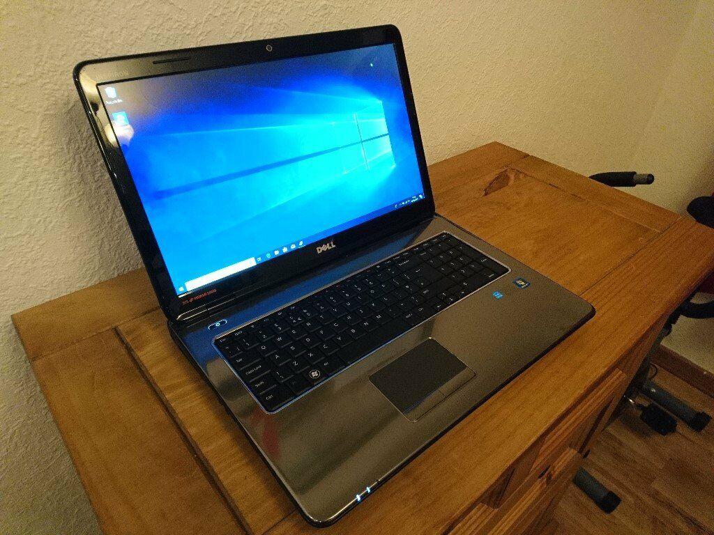 Dell Inspiron 17 3'' HD+ N7010 intel core i3 Laptop, 8GB RAM, 500GB HDD    in Barrhead, Glasgow   Gumtree