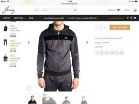 Foray tracksuit