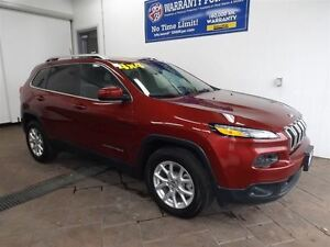 2016 Jeep Cherokee NORTH LATITUDE 4X4