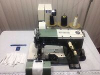 Kansai Special B-2000C (2 Needle) Loop making Industrial Sewing Machine