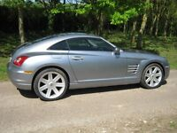 2004 Chrysler Crossfire 6 speed manual.P/X welcome.