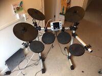 Gear music electronic drum set